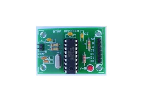 MT8870 DTMF Voice Decoding Module DTMF Decoder for Mobile Phone Projects