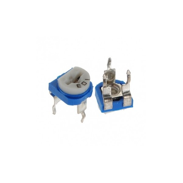 10k potentiometer variable resistor for voltage regulator
