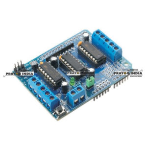 Export Quality L293D Arduino Motor Control Shield Online, Buy 3D Accessories for School and electronics Projects
