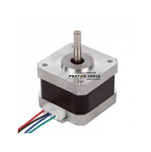 NEMA 17 Stepper motor two-phase four-wire NEMA17 3D printer Online, Buy 3D Accessories for School and electronics Projects