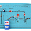 High Pass Filter using RC Circuit Online