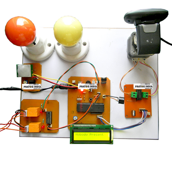 Buy Advance Security System I Kits  U0026 Projects For Science