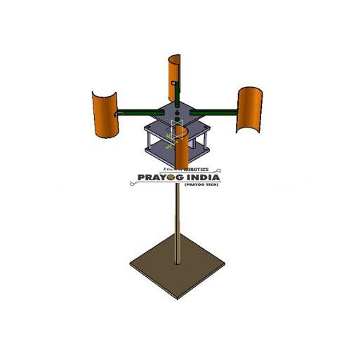 Vertical axis wind turbine Online
