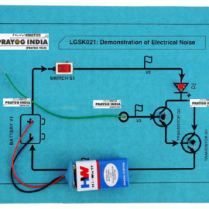 DEMONSTRATION OF ELECTRICAL NOISE Online