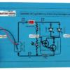 DC light driving circuit using Darlington pair Online