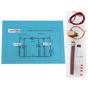 AC to DC Conversion using Diode Online