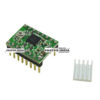 Buy 3D Accessories for School and electronics Projects, Reprap A4988 stepper motor driver 3D Printer + heat sink with sticker Online