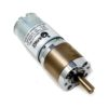 Orange Planetary Gear DC Motor 12V 256RPM 9.74Kg-CM PGM45775-19 (4)www.prayogindia.in