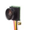 degree super small color video mini FPV camera with audio6 www.prayogindia.in