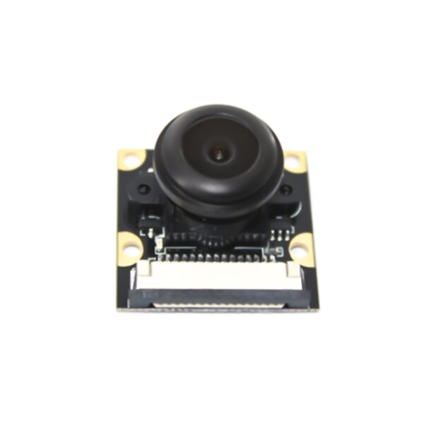 5MP OV5647 Wide Angle Fish-eye Lens Night Vision Camera for Raspberry Pi 3 B+