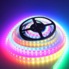 5V Addressable RGB Waterproof LED Strip Light 60LED 3 swww.prayogindia.in
