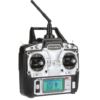 FlySky FS-T6 6CH Transmitter with FS-R6B Receiver 3 www.prayogindia.in