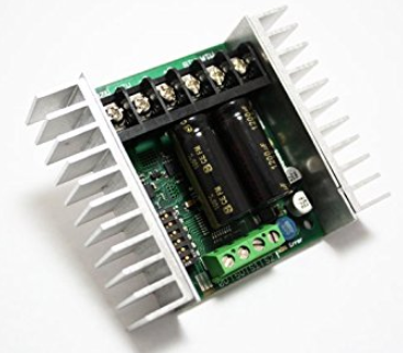 Sabertooth Dual 32A Motor Driver on brushed motor speed controller, dual motor controller, dc motor controller, arduino bulldozer motor controller,