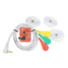 Heart Rate Monitor Kit with AD8232 ECG sensor module – Good Quality