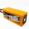 Orange 13000mah 6S 25C50C Lithium Polymer Battery Pack