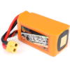 ORANGE Graphene 1500 mAh 4S 100C LITHIUM POLYMER BATTERY PACK 2
