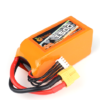 ORANGE Graphene 1500 mAh 4S 100C LITHIUM POLYMER BATTERY PACK3