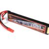 Orange 1000mAh 2S 20C40C (7.4v) Lithium Polymer Battery Pack2