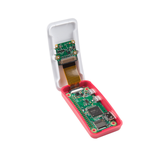 Official Raspberry PI Zero W Case www.prayogindia.in